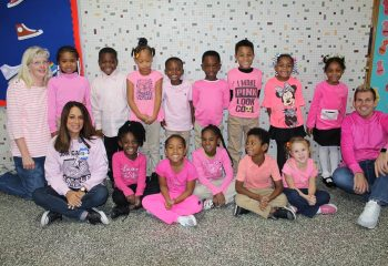 Horizon Science Academy Youngstown Pink Out