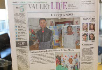 Horizon Science Academy Youngstown in The Vindicator